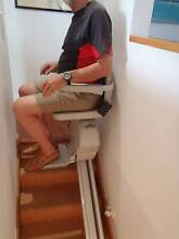 Acorn Stair Lift Chair and Track in very good condition. Hunters Hill Hunters Hill Area Preview
