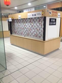 Affordable CBD Retail Kiosk Haymarket Inner Sydney Preview