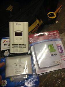 THERMOSTAT  and All purpose GAS DETECTORS (remove ad once sold)