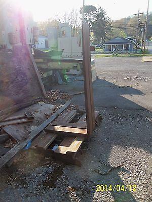 Bobcat Fork Lift Attachment  Wclass Iii Forks 5 X 48 X 1-34
