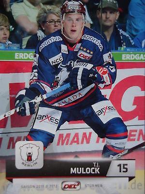 028 T.J. Mulock Eisbären Berlin DEL 2011-12