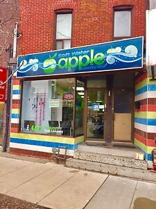 Coin laundry business for sale in Toronto