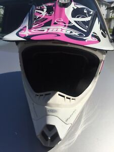 Girls ATV / BMX Helmet for Sale
