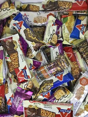 40 Assorted Atkins Meal  Treat  Harvest And Endulge  Snack Bars