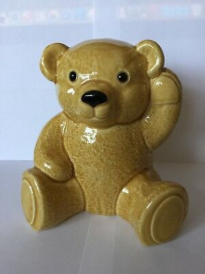 Wade Teddy Bear Money Box for sale  Stanford-le-Hope
