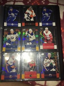 2019/2020 inserts for sale. Tim Hortons