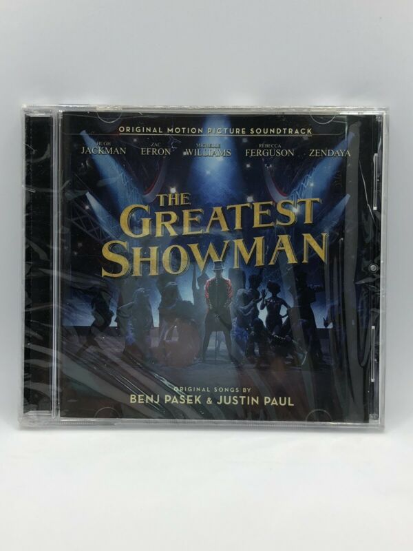 The Greatest Showman (Original Motion Picture Soundtrack), New, Sealed