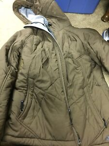Warm winter jacket with Thinsulate M