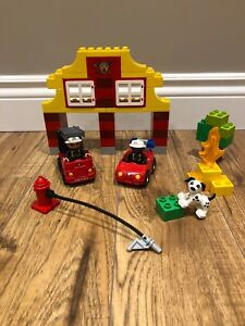 LEGO DUPLO set 6138 My First Fire Station $25