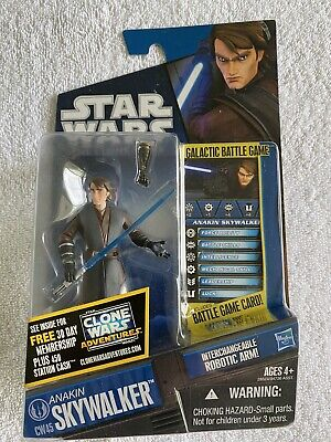 Star Wars The Clone Wars Anakin Skywalker CW45