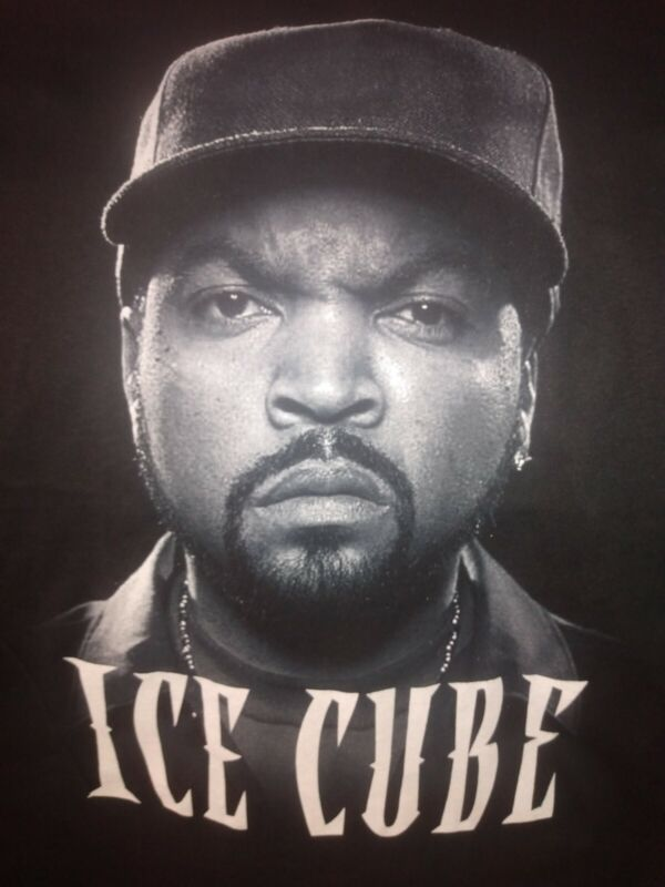 """ICE CUBE """"GOOD DAY"""" T Shirt -Small- NWOT by CONTROL"""