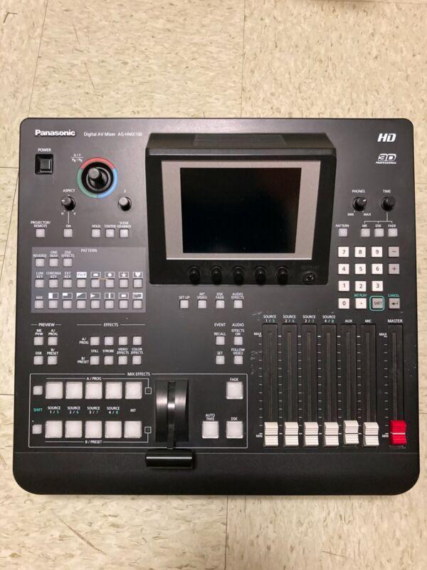 Panasonic AG-HMX100P Audio/Video AV Switcher & Mixer
