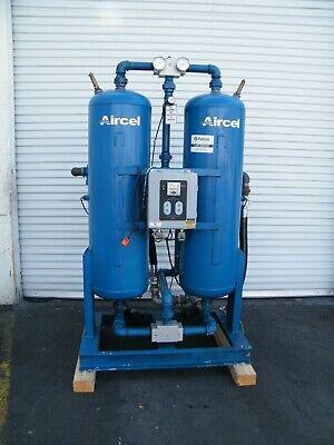Aircel Desiccant Dryer 750 Cfm Air Compressor Kaeser Ingersoll Rand Ahld-750 E