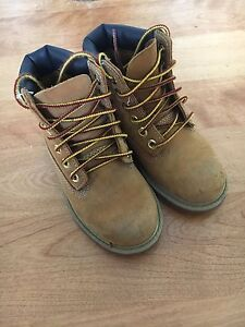 Toddler Timberland Boots size 10 US
