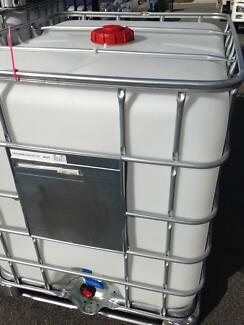 IBCs 1000 litre suitable for aquaponics, fire fighting, etc
