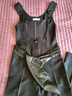 Women dungaree stylish and sexy for slim ladies. Size XS