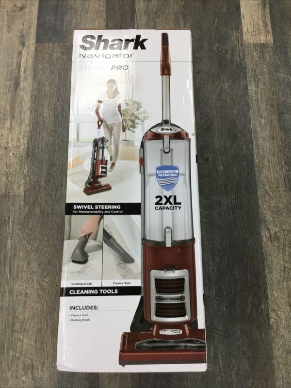 NEW! Shark Navigator Swivel Pro Professional Upright Vacuum Cleaner - NV60 HEPA