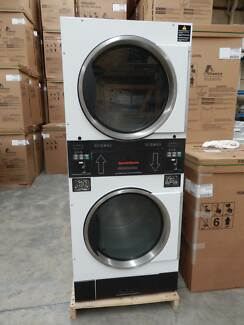 stacked dryer/dryer 2 x 13.6 KG- delivery Aus wide available