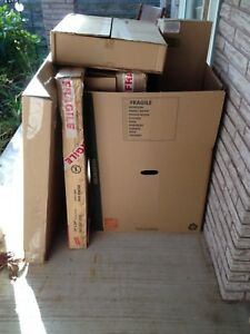 Free moving boxes/Parry sound