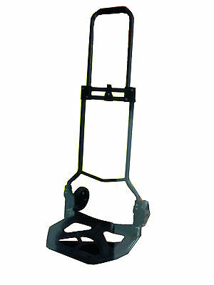50KG Heavy Duty Folding Lightweight Hand Sack Truck Barrow Collapsible Trolley