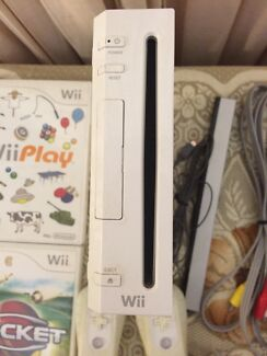 Wii Nintendo  Boondall Brisbane North East Preview
