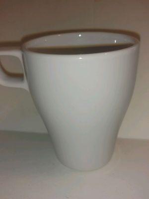 10 Ounce Stackable Mug (White IKEA  10 Ounce Stackable Coffee Mug collectible - tea )
