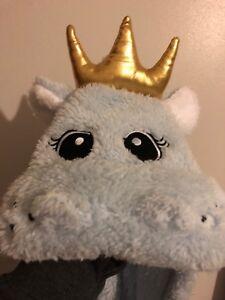 Hippo Onesie