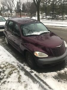2003 PT Cruiser - Mechanics look here!