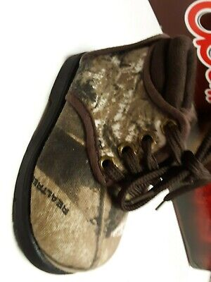 REALTREE INFANT CAMO BOOT SIZE 10 JUST LIKE DADDY Infant Realtree Camo
