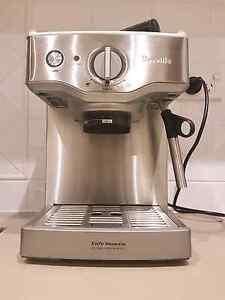 Breville 2 cup Cafe Venezia machine Croydon Burwood Area Preview