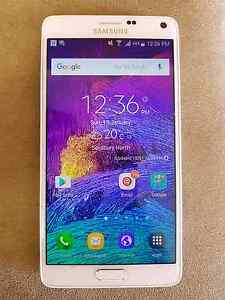 Excellent condition Samsung note4 with many extras just $480 nego Paralowie Salisbury Area Preview