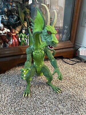 Hasbro Marvel Legends Fin Fang Foom BAF Complete Genuine