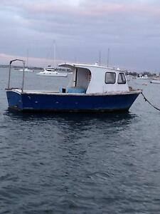Ex Licienced Fishing boat Rockingham Rockingham Area Preview