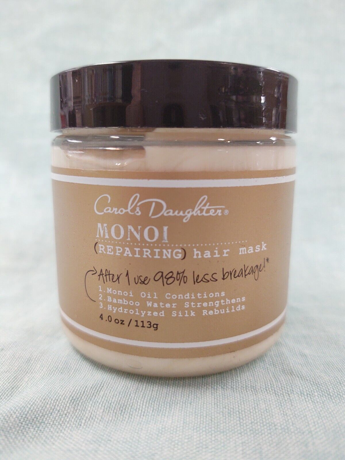 Carol's Daughter MONOI Damage Repairing Hair Mask 4 oz. Trav
