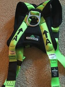 Never used fall arrest equipment, final sale