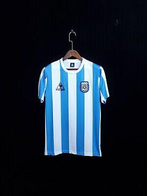 Maglia ARGENTINA RETRÒ 1986 Campione del MONDO MARADONA 10