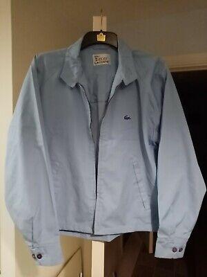Lacoste izod harrington vintage jacket L