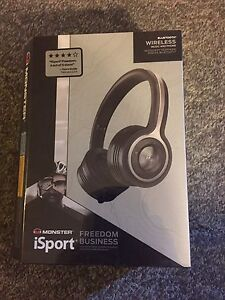Monster wireless Bluetooth headphones for sale
