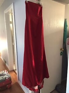 Bombshell Red Evening gown