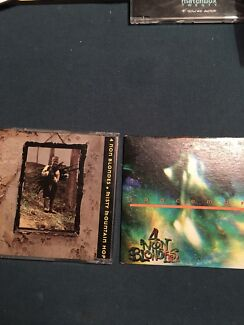 4 non blondes - misty mountain top and spaceman singles cd
