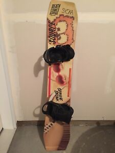 154 Capita Springbreak Twin snowboard
