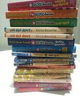 Children's titles 8-11 years read once and in very  good conditio Woollahra Eastern Suburbs Preview