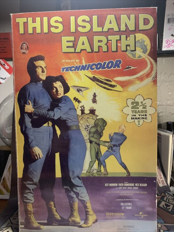 12 Inch This Island Earth Collectible Figure