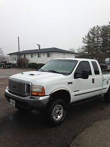 1999 F250 7.3 diesel certified and etested.