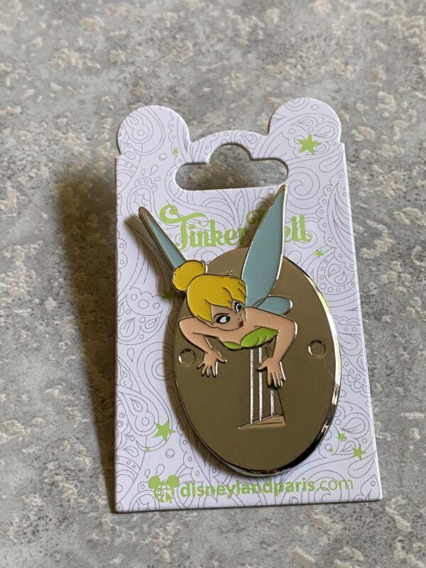 Disney DLRP DLP Disneyland Paris Peter Pan Stuck Keyhole Tinker Bell Pin 2021