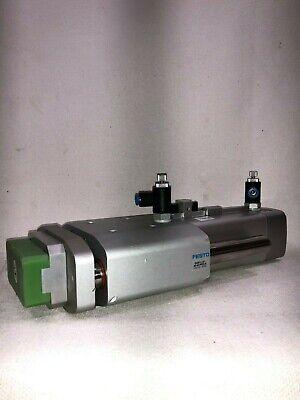 Festo Dgrf-c-gf-40-80-ppva-r Pneumatic Cylinder Guided Drive W Proximity Sensor