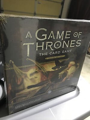 A Game of Thrones The Card Game LCG Second Edition