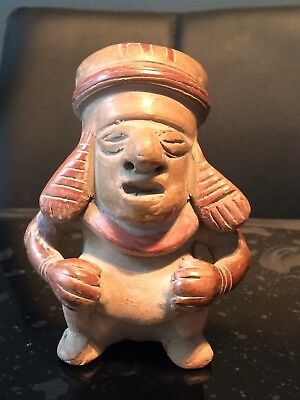 Antique Mayan Figure