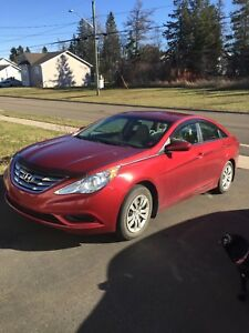 2012 Hyundai Sonata with heated seats