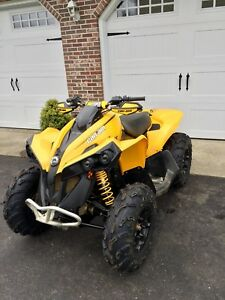 2014 Can Am Renegade